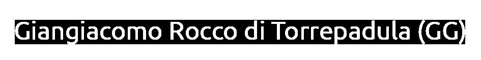 giangiacomorocco.com
