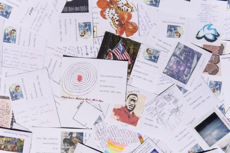 A postcard for Floyd